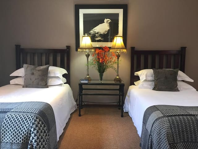 Luxury Suite Twin or King Beds