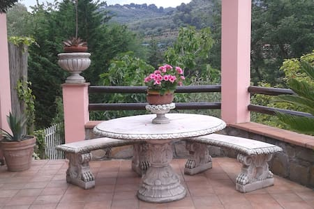 The charming terrace - Imperia - Apartamento