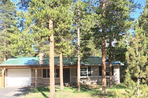 Like New Leadville Mountain House/Cabin
