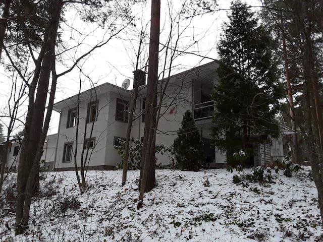 Nice House near Lahti nordic ski WC 2017 - Heinola - Huis