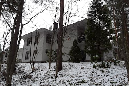 Nice House near Lahti nordic ski WC 2017 - Heinola