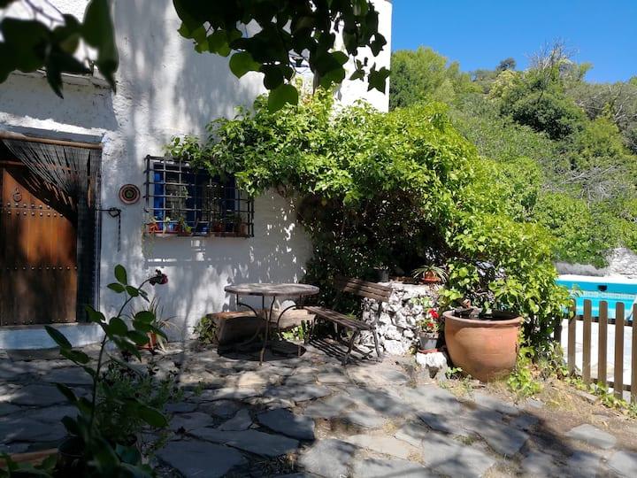 Casa de la Alberca - Alpujarra - Granada