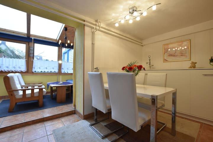 Fabulous Apartment in Kühlungsborn with Garden