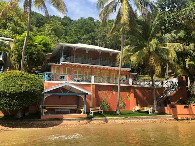 Monos DDI house, down the islands, Trinidad