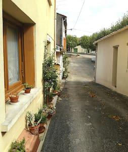 Chambre  au calme chez l'habitant - Laroque-d'Olmes