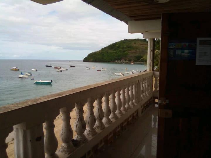 Béluga, chambre vue sur mer, 2ieme étage