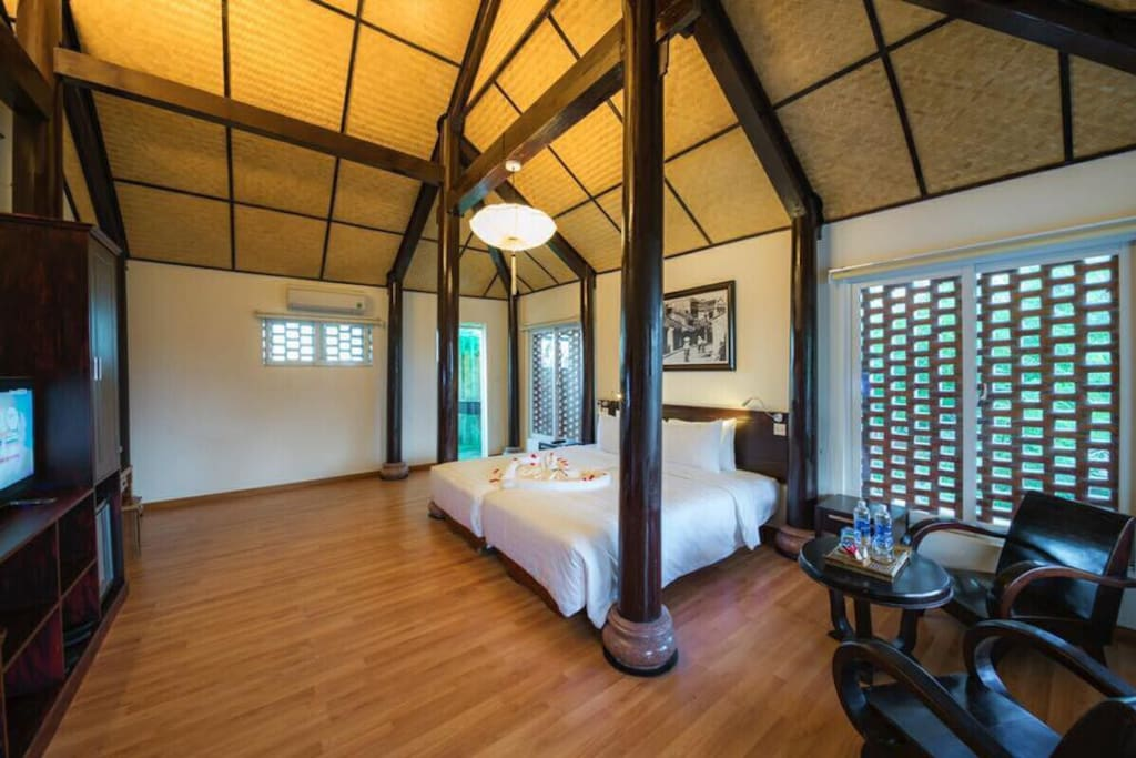 Deluxe Double Pool View Room - Hoi An Residence Villa