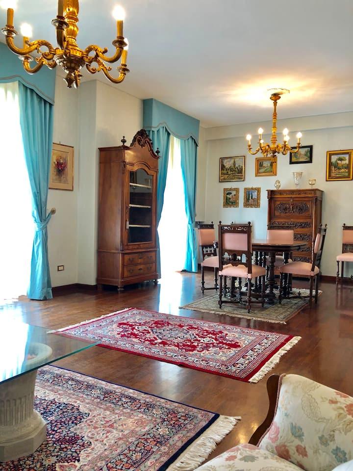 Appartamento signorile a Chieti centro