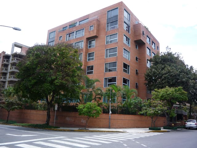 Exclusive & well located apartment in Caracas
