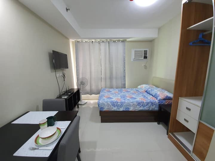 Fully furnished studio unit for rent Sunshine 100