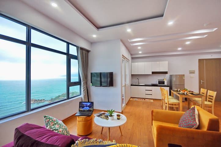 1 无敌海景房 5* AMAZING/Beachfront/ FANTASY/ View 2-BR.