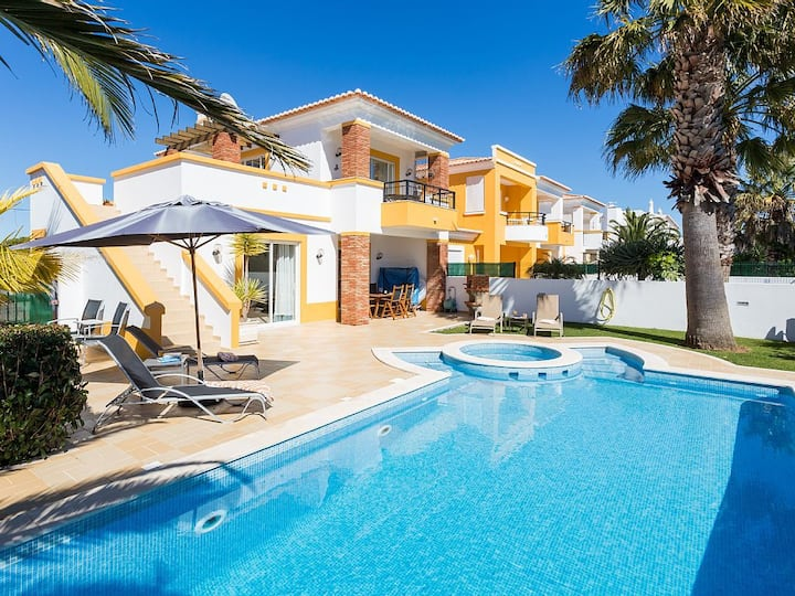 CoolHouses Algarve Luz 2 Bed semi detached villa, in private condominium, JP Villa A (60252/AL)