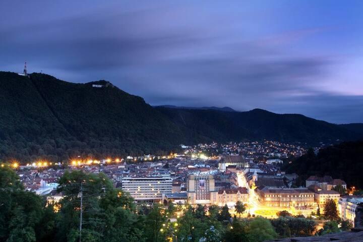 Guidebook for Brașov
