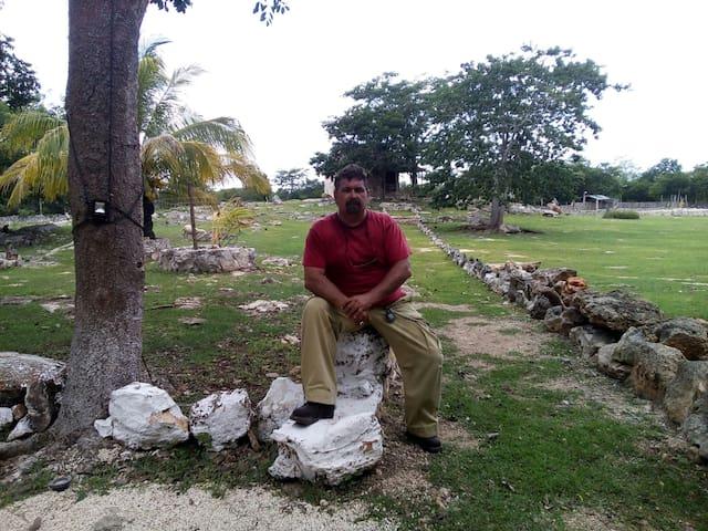 Cabañas san jose con cenote - Cuzamá, Yucatán, MX - Cabaña