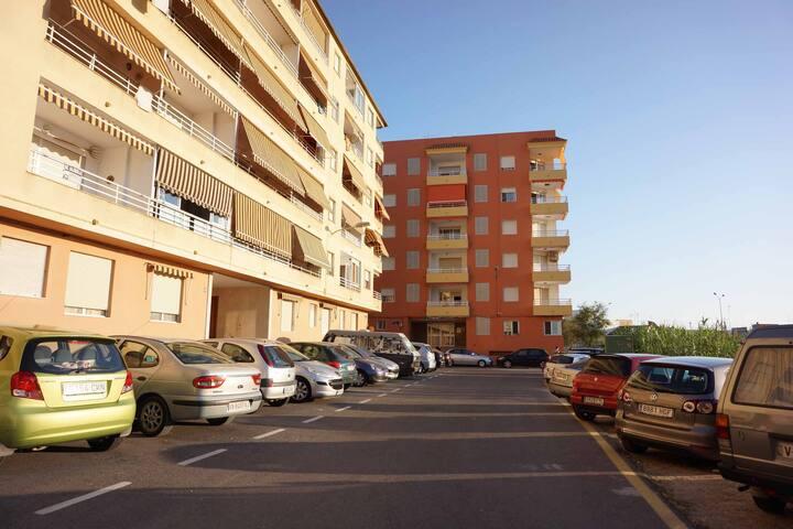 Valencia nice beach apartment - El Perellonet - Lejlighed