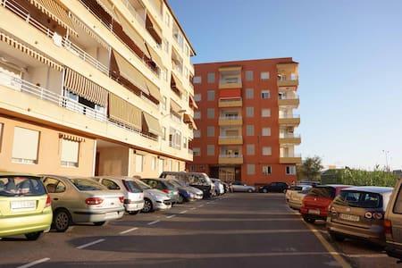 Valencia nice beach apartment - El Perellonet - Apartamento