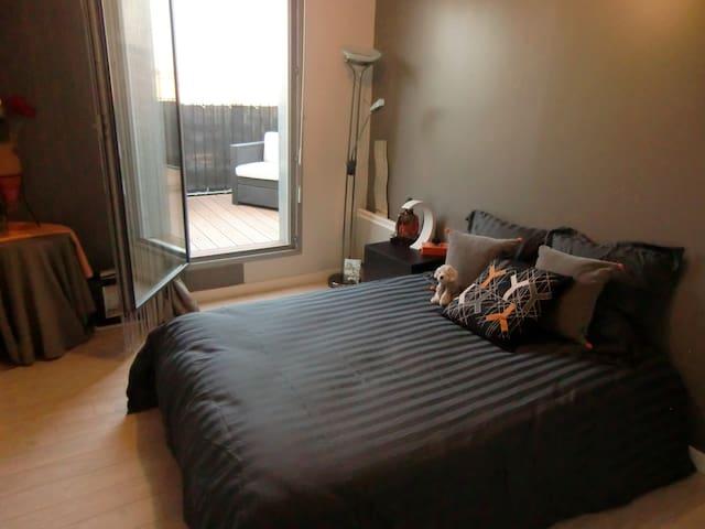 Appartement au 4em et dernier étage - Saint-Jacques-de-la-Lande - Lägenhet