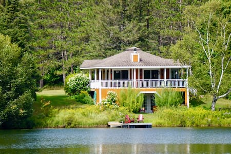 Chalet Le Relax - Lake Front - Mont-Tremblant Area