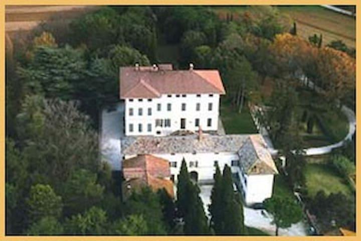 Villa Fassia camera  - Gubbio