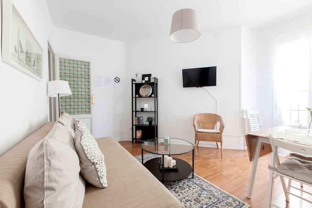 piso fuencarral 3 dormitorios wifi apartamentos en