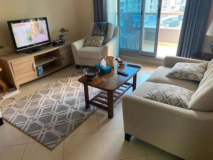 Cosy 1 bedroom apartment - Barsha Heights (TeCom)