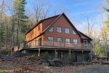 Modern Cabin, 2 Hrs From NYC, Surrounded by Nature