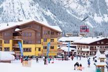 Welcome to your family-friendly home away from home in Pralognan-La-Vanoise!