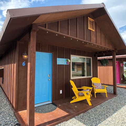 "Boutique ""Tiny-houses""  near Yellowstone"