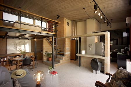 Awarded Luxury Loft, Athens Center - Athina