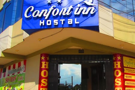 Confort Inn Hostal