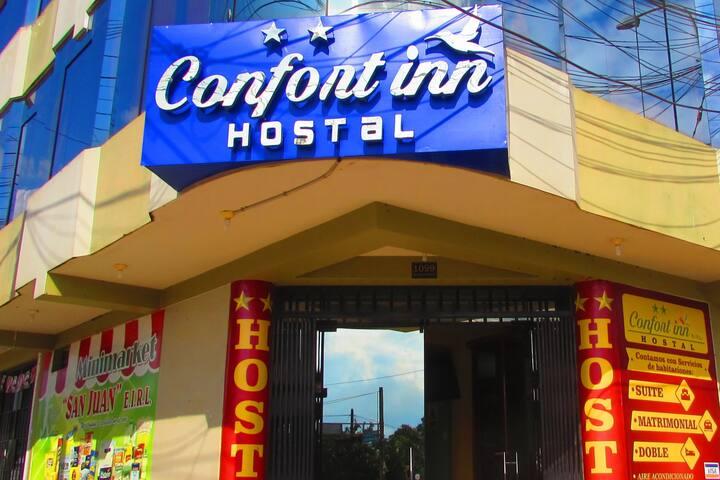 Confort Inn Hostal