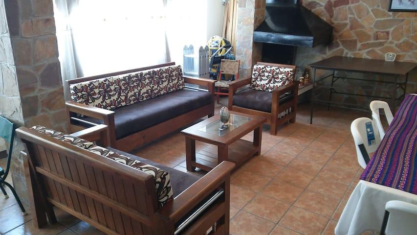 Bonito Departamento Céntrico ideal para Familias - Taxco
