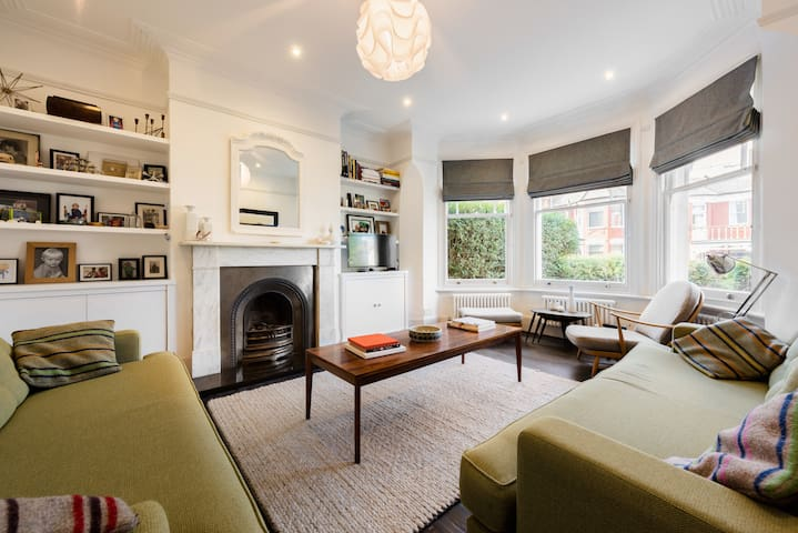 Gorgeous, 4 Bed Victorian house by Gladstone Park.