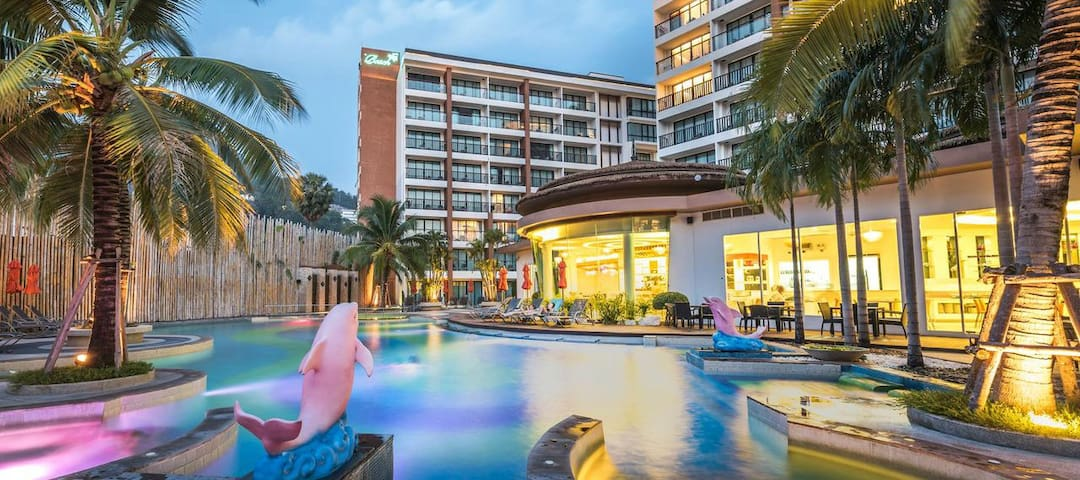 Apartment near Kata Beach with Swimming pool