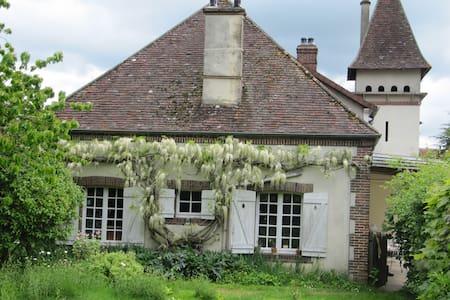 Maison de Caractère terrain 2700m² - La Ferté-Vidame - Şehir evi