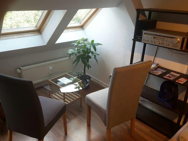 Zimmer an den Landungsbrücken - Elbphiblick