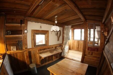 """Appartement de charme """"Les Marmottes"""" expo sud - Saint-Martin-de-Belleville"""