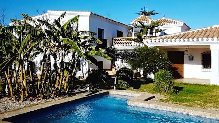House with 2 bedrooms in Vera, with private pool, enclosed garden and WiFi - 7 km from the beach