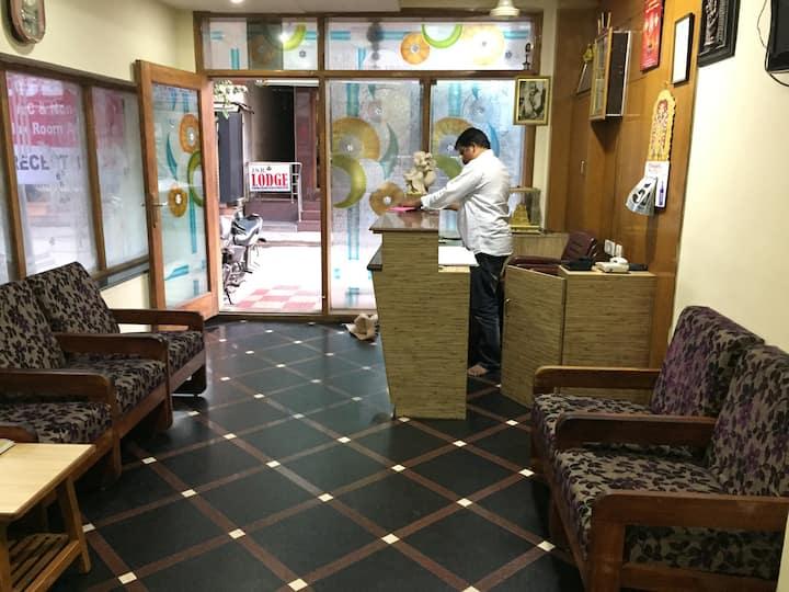 Hotel Suprabath Towers AC Rooms