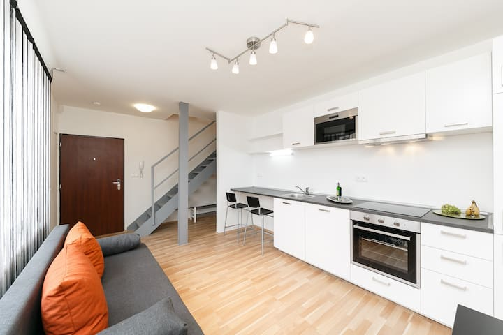 Duplex Apartment with terrace (max. 3 adults)