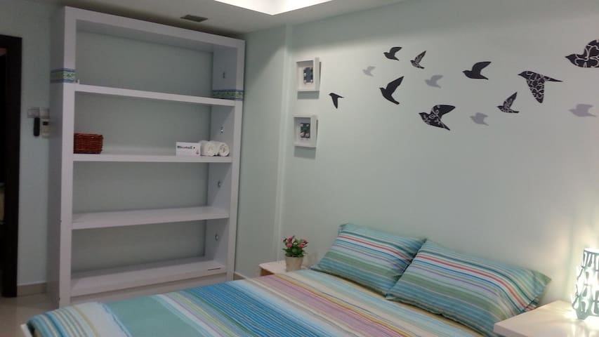 Model AirBnb room - Kuala Lumpur - Haus