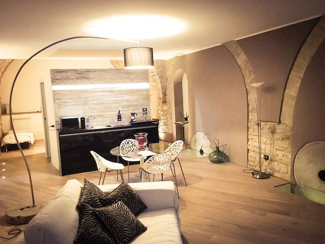 Assisi: Open-space LE MACINE - Assisi - Loft