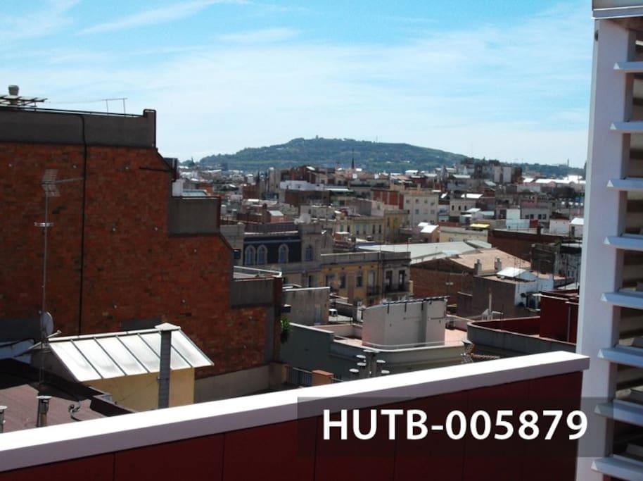 Tico con terraza en gracia barcelona lofts en alquiler - Atico terraza barcelona ...