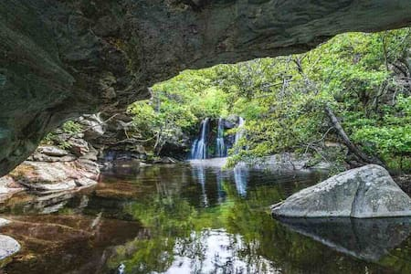 Live like a Local - 2 minutes to the Waterfall
