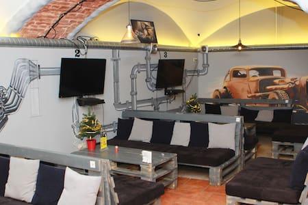 Лофт- Lounge 15/10 - Moskva