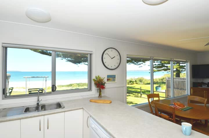 BOB'S PLACE -  BEACHFRONT-  Property One Realty