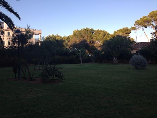 Precioso apartamento junto al mar - Costa dels Pins - Huoneisto