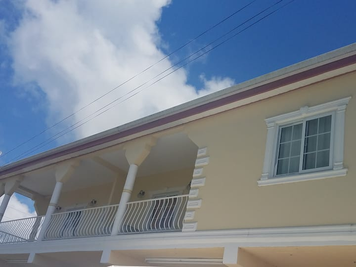 St Cyr Place, Tobago- Two Bedroom Apt 3
