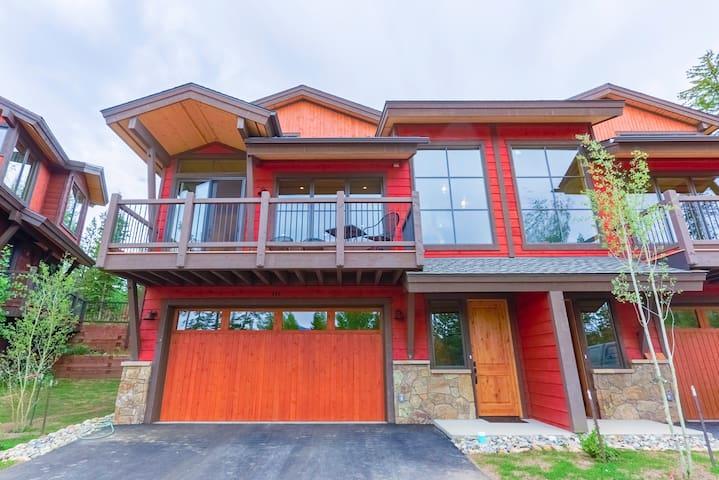 The Summit House - Silverthorne - Casa adossada