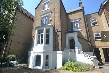Victorian property with excellent transport links